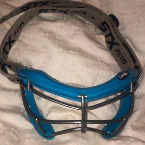 STX women's lacrosse goggles